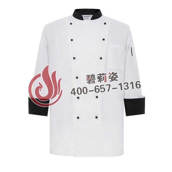 最漂亮的厨师服